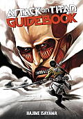 Attack on Titan Guidebook Inside & Outside