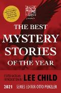 Mysterious Bookshop Presents the Best Mystery Stories of the Year 2021