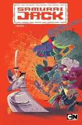 Samurai Jack Volume 1: The Threads of Time