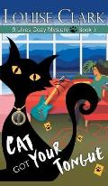 Cat Got Your Tongue (The 9 Lives Cozy Mystery Series, Book 3)