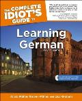Complete Idiots Guide to Learning German Fourth Edition with CD