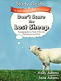 Don't Scare the Lost Sheep - Study Guide