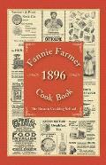 Fannie Farmer 1896 Cook Book