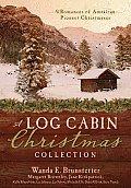 Log Cabin Christmas 9 Nine Romances of American Pioneer Christmases