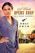 Bride Opens Shop in El Dorado California