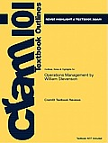 Outlines & Highlights for Operations Management by William Stevenson