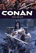 Conan Volume 14 The Death