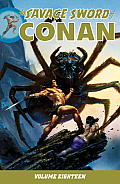 Savage Sword of Conan Volume 18