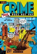 Crime Does Not Pay Archives Volume 10