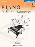 Piano Adventures Level 2B Lesson Book
