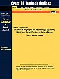 Outlines & Highlights for Psychology by Henry Gleitman, Daniel Reisberg, James Gross