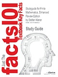 Studyguide for Finite Mathematics, Enhanced Review Edition by Waner, Stefan, ISBN 9780495384298