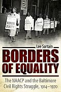 Borders of Equality