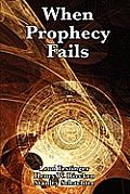 When Prophecy Fails