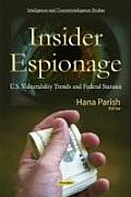 Insider Espionage