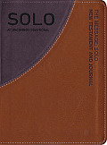 Message Solo New Testament & Journal Tan Gray
