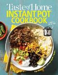 Taste of Home Instant Pot Cookbook Savor 175 Must have Recipes Made Easy in the Instant Pot
