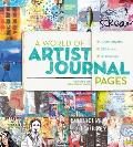 World of Artist Journal Pages 1000+ Artworks 230 Artists 30 Countries