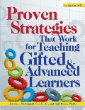 Proven Strategies That Really Work For Teaching Gifted & Advanced Learners