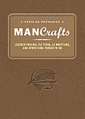 Popular Mechanics Man Crafts Leather Tooling Fly Tying Ax Whittling & Other Cool Things to Do