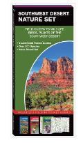 Southwest Desert Nature Set: Field Guides to Wildlife, Birds, Trees & Wild Flowers of the Southwest Desert