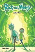 Rick & Morty Hardcover Book 1