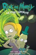Rick & Morty Lil Poopy Superstar