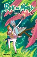 Rick & Morty Hardcover Book 2