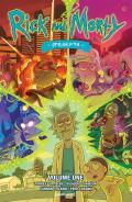 Rick & Morty Presents Volume 1