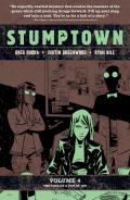 Stumptown Vol. 4, Volume 4: The Case of a Cup of Joe