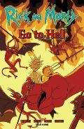 Rick and Morty: Go to Hell, Volume 1
