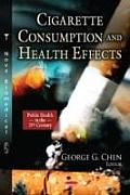Cigarette Consumption and Health Effects