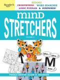 Reader's Digest Mind Stretchers Puzzle Book Vol. 6, Volume 6