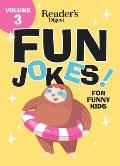 Readers Digest Fun Jokes for Funny Kids Volume 3