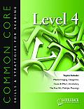 Common Core Skills & Strategies for Reading Level 4