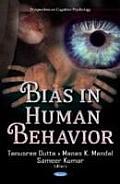 Bias in Human Behavior