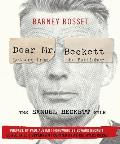 Dear Mr Beckett Letters from the Publisher The Samuel Beckett File Correspondence Interviews Photos