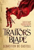 Traitors Blade The Greatcoats 01