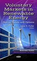 Voluntary Markets in Renewable Energy