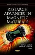 Research Advances in Magnetic Materials