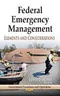 Federal Emergency Management