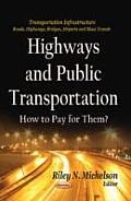 Highways and Public Transportation