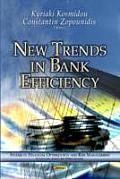 New Trends in Bank Efficiency