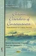 Chronic Disorders of Consciousness