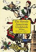 Slovak American Cook Book Anniversary Edition 1892 1952
