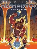 Olympians 11 Hephaistos God of Fire