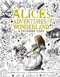 Alices Adventures in Wonderland A Coloring Book