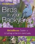 Birds & Blooms Birds in Your Backyard