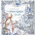 Color the Classics: The Snow Queen: A Frozen Fantasy Coloring Book