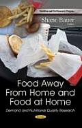 Food Away from Home & Food at Home